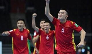 CĐV quốc tế đồng loạt chúc mừng tuyển futsal Việt Nam