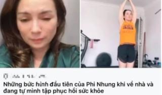 Rộ thông tin Phi Nhung xuất viện, người bạn thân thiết lên tiếng tiết lộ sự thật