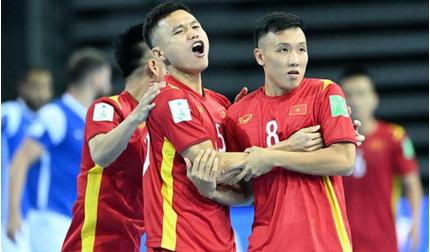 Báo Trung Quốc chạnh lòng khi chứng kiến thành tích của futsal Việt Nam