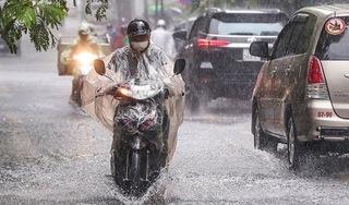 Tin thời tiết ngày 21/9: Nam Trung Bộ đề phòng mưa đá và gió giật mạnh