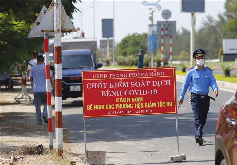 Từ ngày 21/9, người dân muốn ra hoặc vào Đà Nẵng thì cần giấy tờ gì