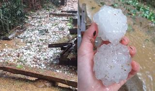 Tin thời tiết 22/9: Trung Bộ và Tây Nguyên có mưa rào và dông khả năng xảy ra mưa đá