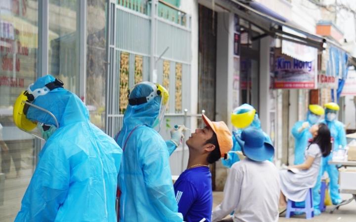 Ngày 22/9, Đà Nẵng ghi nhận thêm 10 ca dương tính Covid-19 mới
