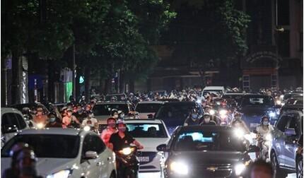 Hà Nội: Sau vụ 'biển người' đi chơi Trung thu, quận Hoàn Kiếm ra văn bản chấn chỉnh