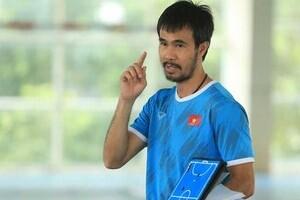 HLV futsal Việt Nam dương tính với Covid-19
