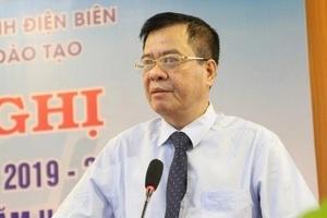Bắt Giám đốc Sở Giáo dục và Đào tạo tỉnh Điện Biên