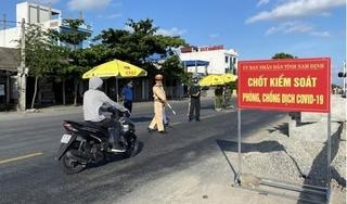 Từ 0h ngày 24/9, Nam Định dừng tiếp nhận người trở về từ Hà Nam