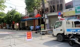 Hà Nam thiết lập 6 vùng cách ly y tế đối với các khu dân cư