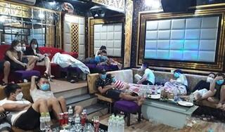 Phát hiện 53 nam, nữ tụ tập sử dụng ma túy trong quán karaoke ở Quảng Nam