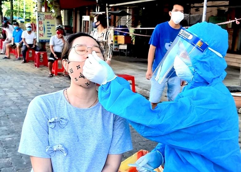 Ngày 24/9, Đà Nẵng ghi nhận thêm 4 ca dương tính Covid-19 mới