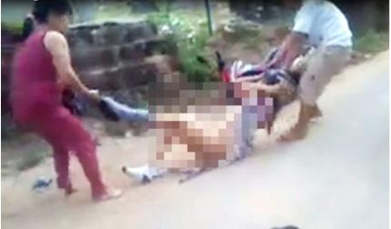 Diễn biến bất ngờ vụ người phụ nữ bị lột đồ đánh ghen ở Quảng Trị