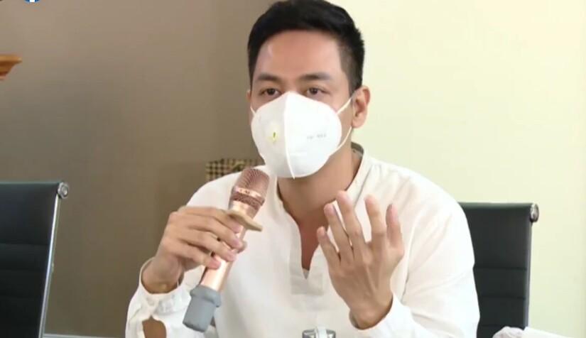 MC Phan Anh lần đầu thú nhận tham khi kêu gọi từ thiện vào năm 2016