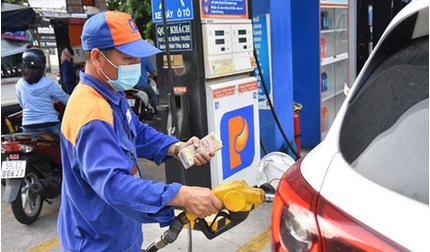 Giá xăng dầu trong nước đồng loạt tăng kể từ 15h chiều ngày 25/9