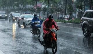 Tin thời tiết 26/9, mưa lớn ở đồng bằng, trung du Bắc Bộ và Bắc Trung Bộ