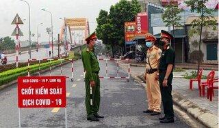 Người từ các địa bàn đang giãn cách ở Hà Nam về Hà Nội cần lưu ý điều này