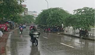 Tin thời tiết ngày 27/9: Bắc Bộ tiếp tục mưa dông trên diện rộng