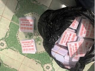 Quảng Nam: Bắt 6 đối tượng cho người nghèo vay nặng lãi