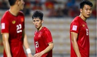 Đội tuyển Việt Nam đón tin vui về nhân sự trước trận gặp Trung Quốc