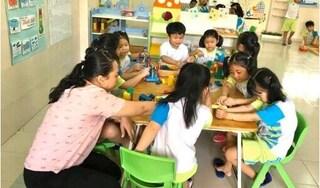 Giáo viên mầm non ngoài công lập: Chật vật 'bám' nghề