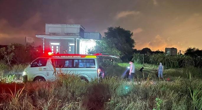 Bé gái 4 tuổi ở Bình Thuận tử vong do hóc hạt nhãn