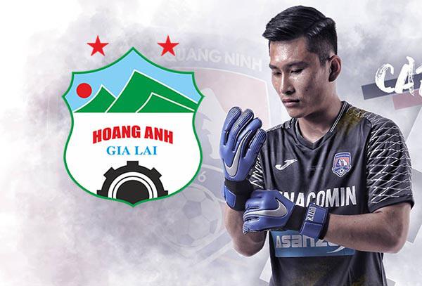 CLB HAGL gia hạn hợp đồng với thủ môn Tuấn Linh