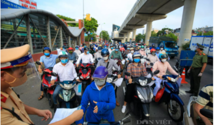Từ Hà Nội về các tỉnh thành: Quy định qua chốt kiểm soát Covid-19 mỗi nơi một kiểu