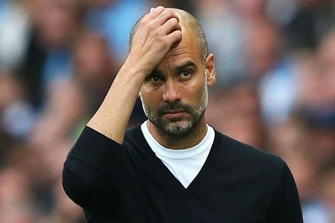 HLV Guardiola lý giải trận thua của Man City trước PSG