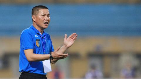 HLV Chu Đình Nghiêm chính thức dẫn dắt Hải Phòng FC