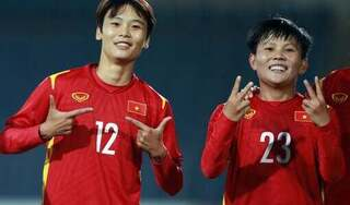 Tuyển nữ Việt Nam nhận thưởng nóng sau chiến tích dự VCK châu Á 2022
