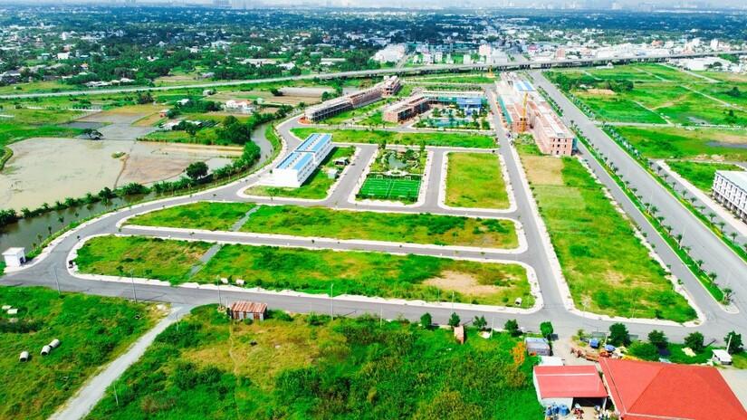 The Sol City xây dựng theo mô hình khu đô thị hiện đại kiểu mẫu với 39 tiện ích