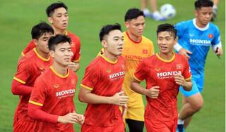 Tuyển Việt Nam chốt danh sách 27 cầu thủ sang UAE đấu Trung Quốc