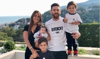Nơi ở của gia đình Messi bất ngờ bị trộm viếng thăm