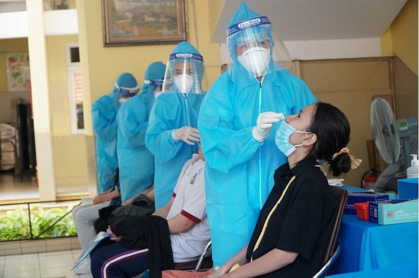 Nam Định phát hiện thêm 5 ca dương tính mới tại Hải Hậu và Giao Thủy
