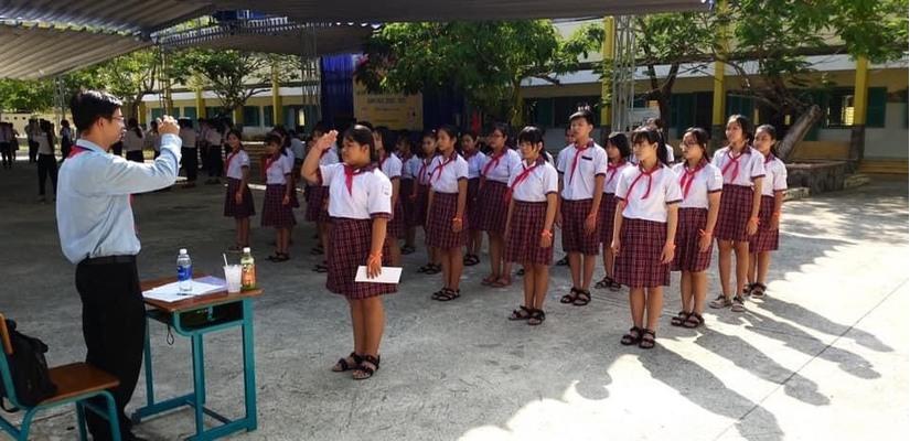 Hai trường học đầu tiên ở TP.HCM được mở cửa đón học sinh