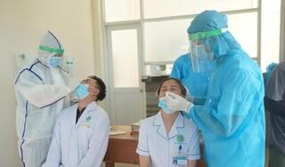14 cán bộ y tế từ TP.HCM trở về Phú Thọ dương tính Covid-19