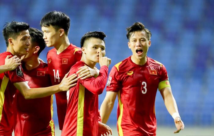 Lịch sử đối đầu giữa tuyển Việt Nam và Trung Quốc