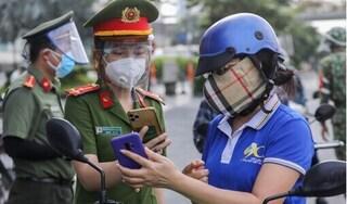 TP Hồ Chí Minh: Cho phép đi xe máy đến 4 tỉnh liền kề