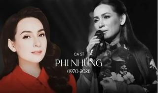 Việt Hương lo thủ tục đưa thi hài Phi Nhung về Mỹ, giúp Wendy được nhìn mẹ lần cuối