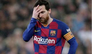 Lãnh đạo Barca hối hận vì không giữ chân Messi