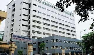 Hà Nội thêm 2 ca Covid-19 mới, đều liên quan đến Bệnh viện Việt Đức