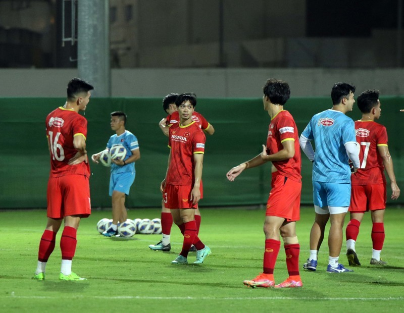 FIFA đặt niềm tin ở tuyển Việt Nam trận gặp Trung Quốc
