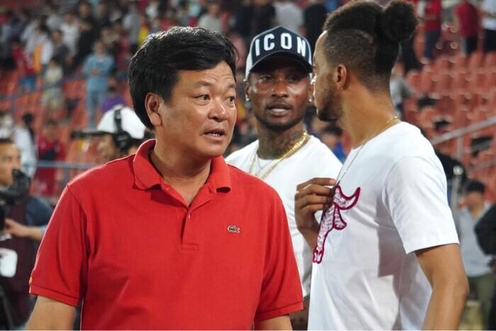 HLV thủ môn Trần Tiến Anh có 11 năm làm việc cho Hà Nội FC