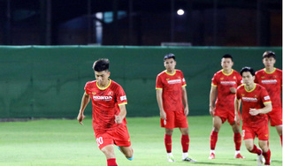 Tuyển Việt Nam đón tin vui về nhân sự trước trận gặp Trung Quốc