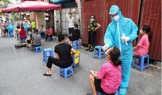 Hà Nội thêm 6 ca dương tính mới, đều liên quan đến Bệnh viện Việt Đức