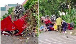 3 nạn nhân sống sót trong vụ tai nạn thảm khốc ở Bắc Ninh hiện ra sao?