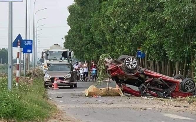 nạn nhân sống sót trong vụ tai nạn thảm khốc ở Bắc Ninh hiện ra sao