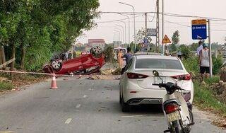 Vụ tai nạn kinh hoàng 6 người thương vong ở Bắc Ninh: Người cầm lái là youtuber nổi tiếng