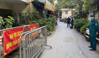 Những địa điểm nào ở Hà Nội còn đang phong tỏa?