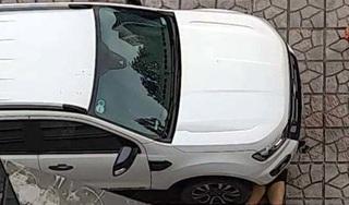 Danh tính người phụ nữ tử vong dưới gầm xe ô tô ở Hà Nội
