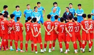 Thể hình tuyển Việt Nam thua xa Trung Quốc